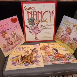 Fancy Nancy kids books